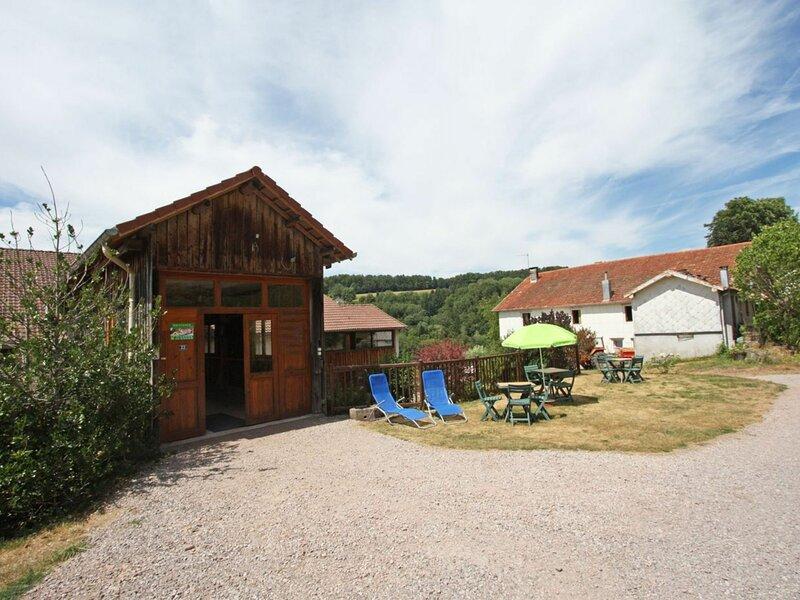 Gîte le Sauceley, location de vacances à Remiremont