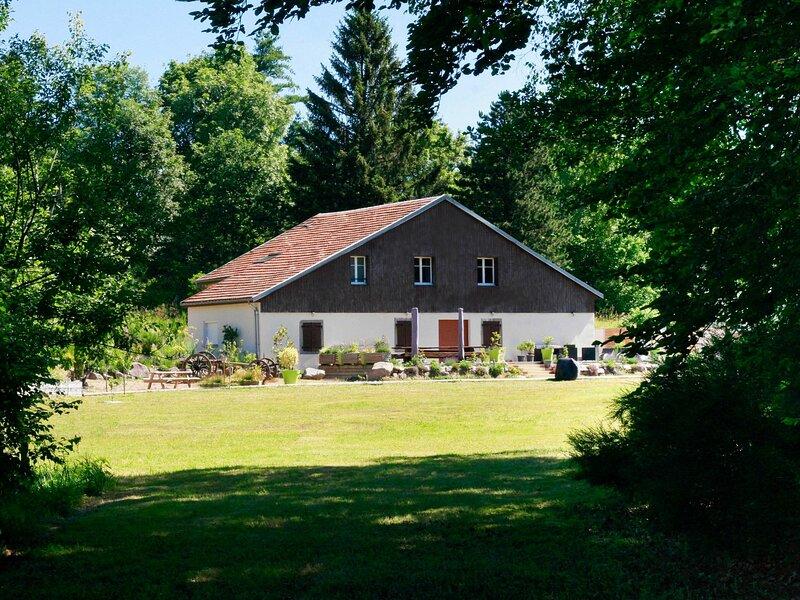 La Calècherie, holiday rental in Thiefosse