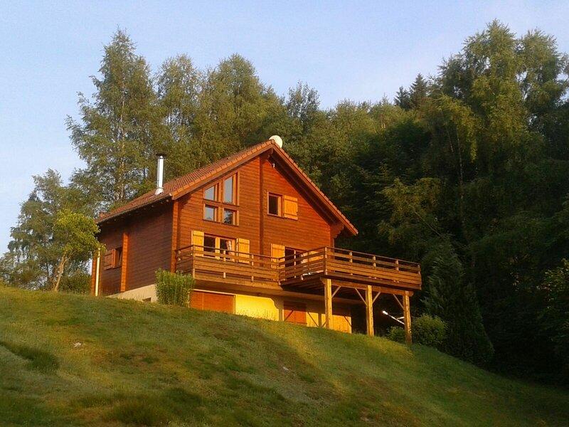Chalet Lauramar, location de vacances à Liezey