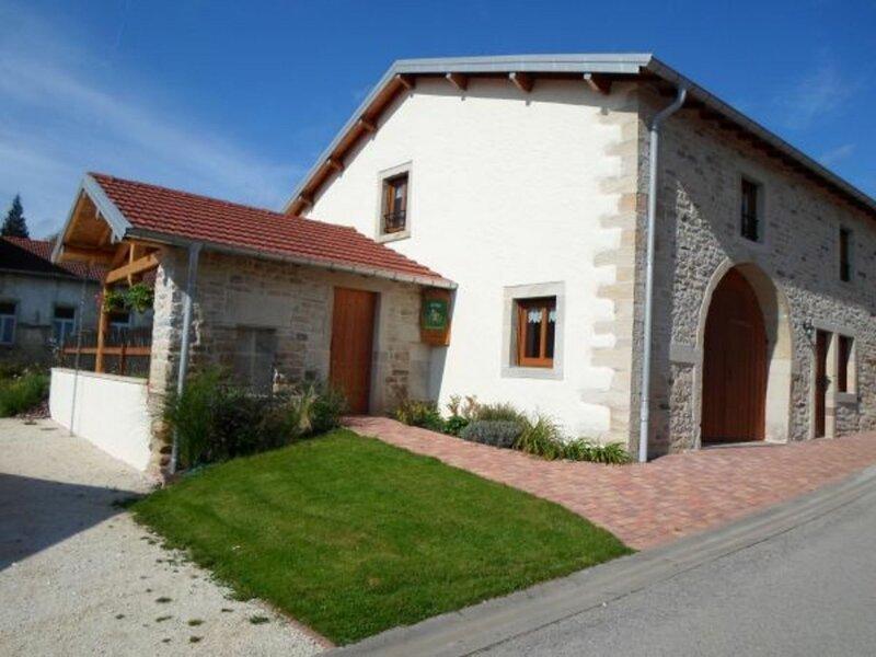 Le Sérafin, holiday rental in Fontenois-la-Ville