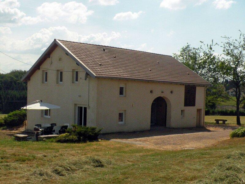 La Maison des Huguels, location de vacances à Le Val-d'Ajol