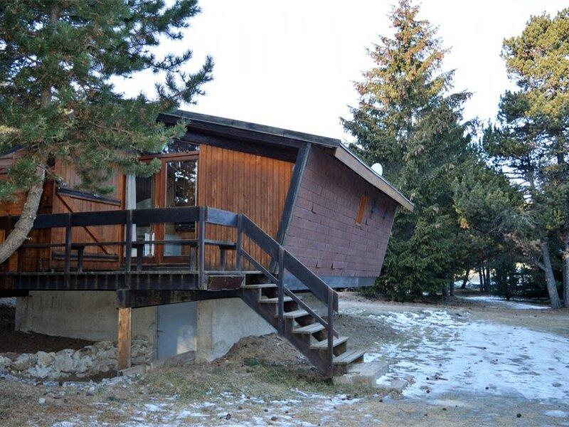 studio cabine pour 4 personnes, casa vacanza a Bolquere