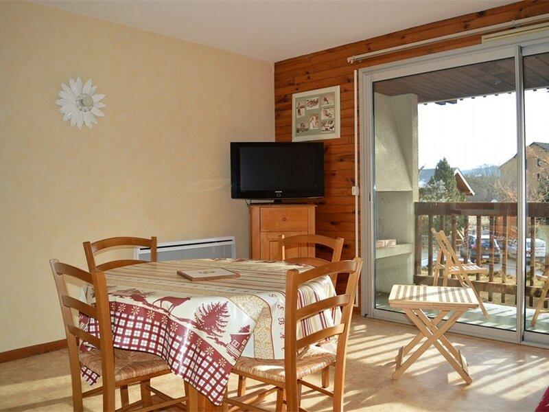 appartement 2 pièces pour 6 personnes, casa vacanza a Bolquere