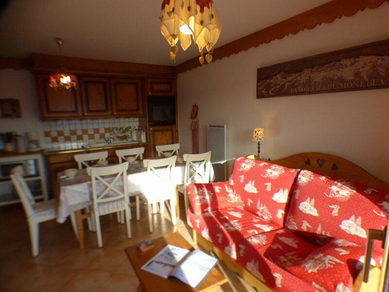 SECTEUR BISANNE 1500 - Appartement de standing de 49 m² avec piscine, location de vacances à Ugine