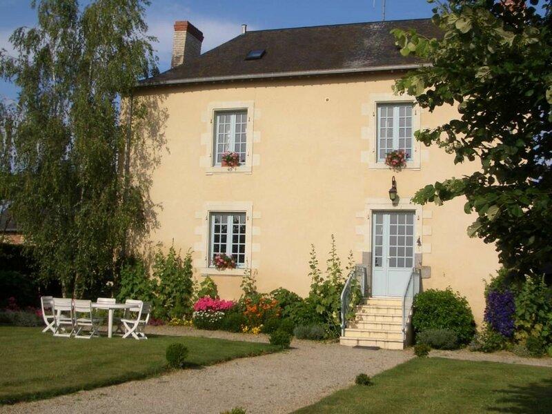 La Thuallière, holiday rental in Change