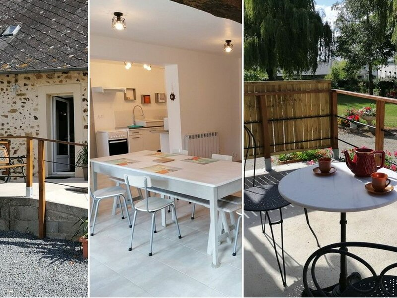 Le Bois Martin, holiday rental in La Baconniere