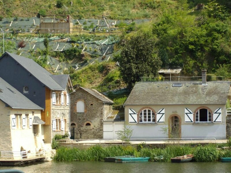 La Datcha, aluguéis de temporada em Chateau-Gontier