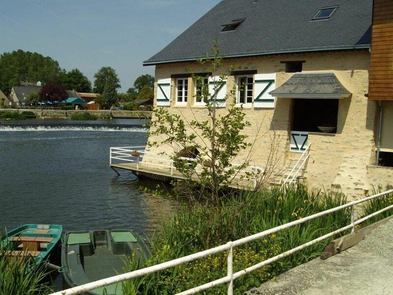 Le Moulin, aluguéis de temporada em Chateau-Gontier