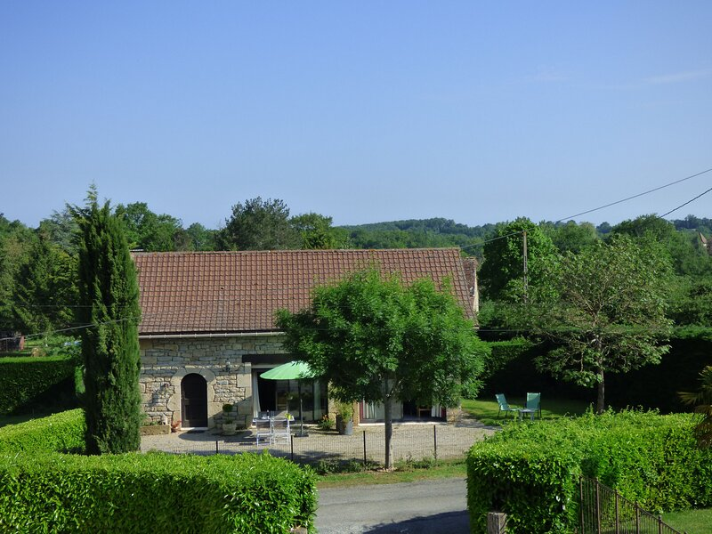 Le gîte du Causse, holiday rental in Salles-Courbaties