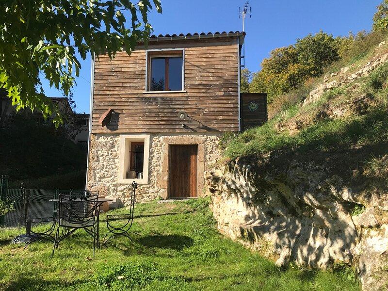 Le Mazet des Templiers, holiday rental in Saint-Jean d'Alcas