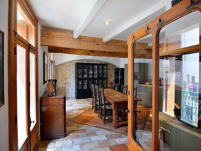 BOUZIGUES - 6 pers, 120 m2, 5/3, holiday rental in Poussan