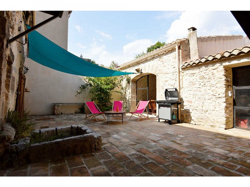 BOUZIGUES - 8 pers, 163 m2, 6/4, holiday rental in Poussan