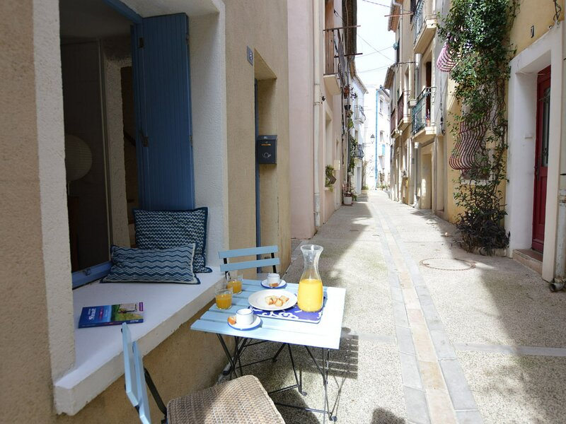 BOUZIGUES - 7 pers, 80 m2, 3/2, holiday rental in Poussan