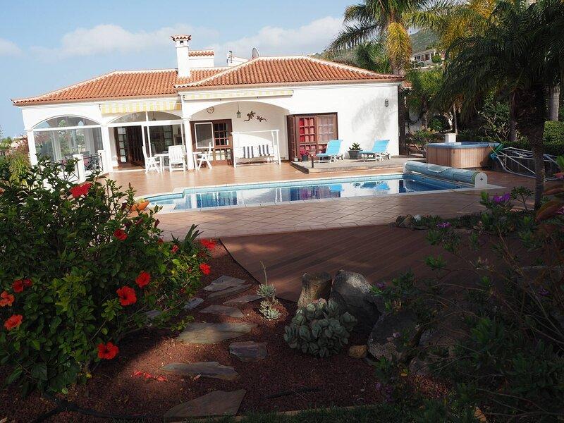 Villa Los Manzanos El Sauzal, holiday rental in El Sauzal