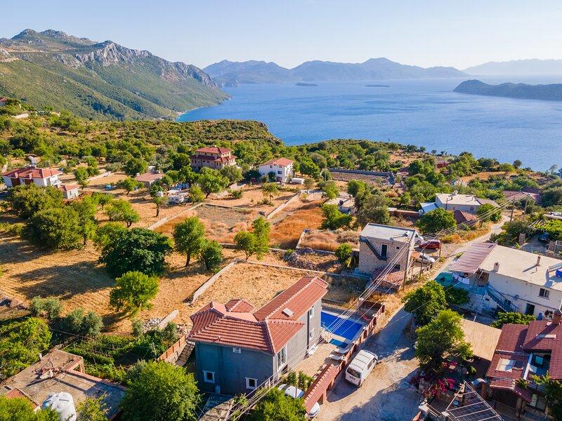 Villa Moda Söğüt Daily Weekly Rentals, holiday rental in Sogut