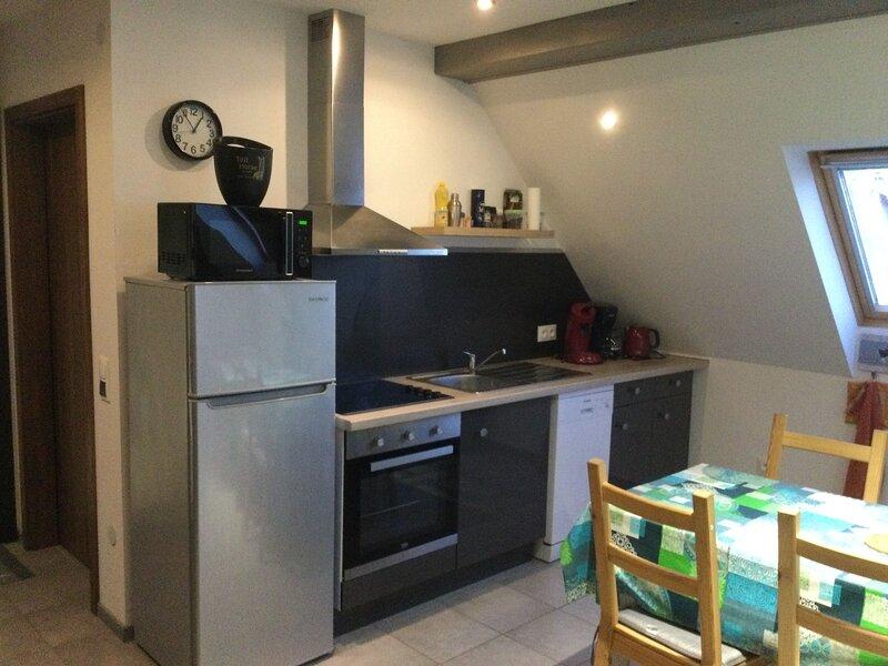 Amazing apartment with terrace, location de vacances à Neuwiller-les-Saverne