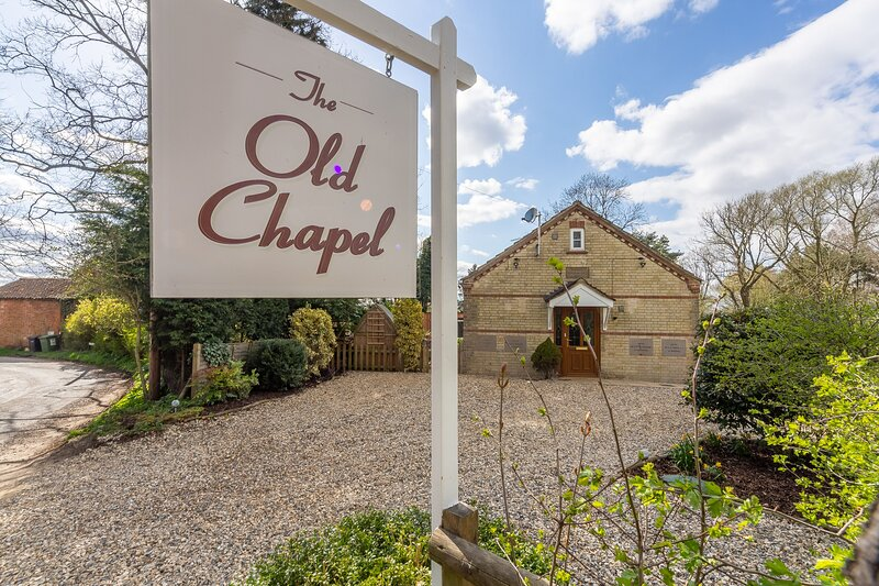 The Old Chapel, vacation rental in Castle Acre