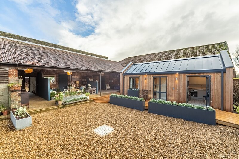 Able Stables, vakantiewoning in Wellingham