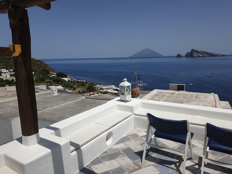 Le Due Sicilie, holiday rental in Panarea