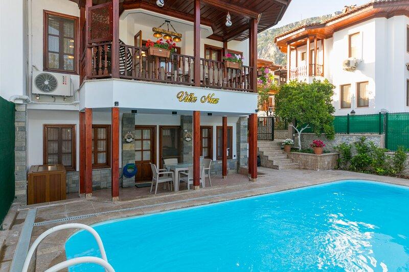 Villa Naz Akyaka Daily Weekly Rentals, location de vacances à Akyaka