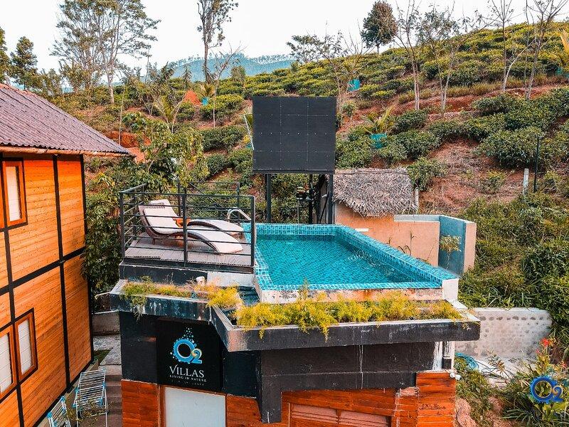 O2 Villas Ella (Cinna Villa), holiday rental in Uva Province