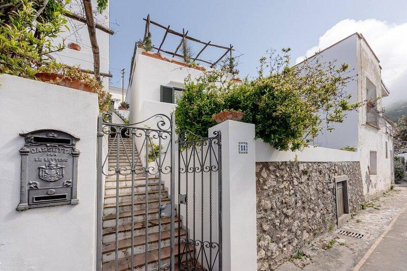 Casa Ventrosa, Anacapri, location de vacances à Anacapri