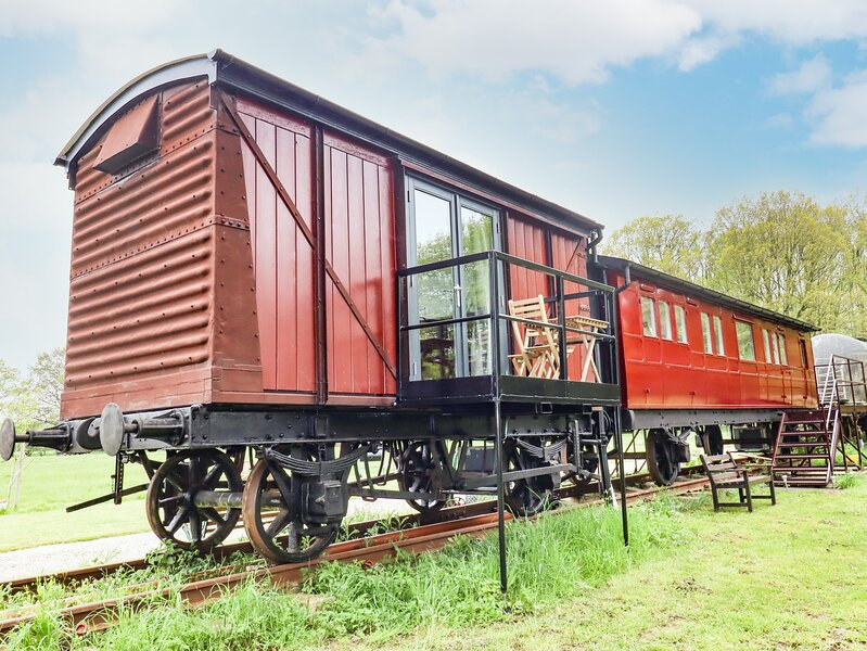 The Carriage at High Barn Heritage, Halstead, holiday rental in Wickham St Paul