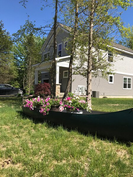 Beautiful brand new Lake House on Lake Michigan!, alquiler de vacaciones en Glenn
