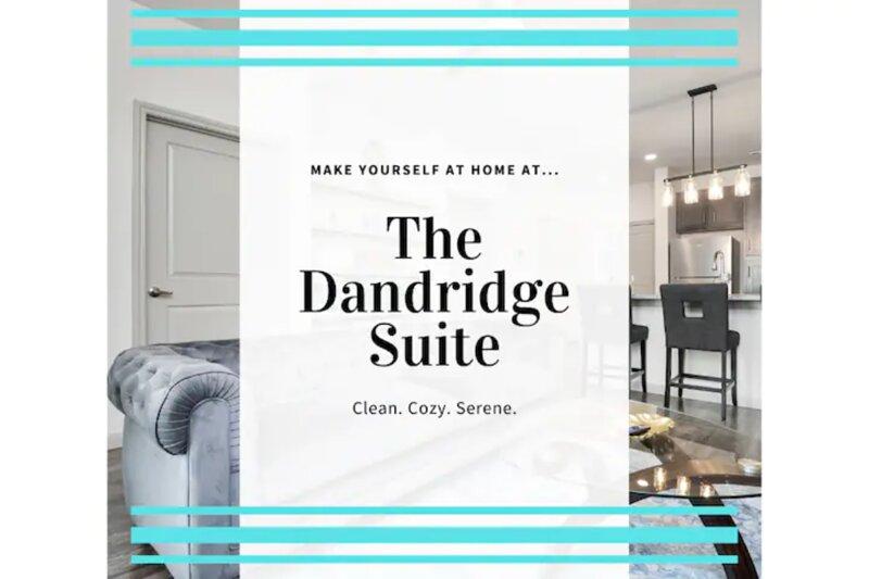 ★Dandridge Suite★ | Deluxe Haven Close to Airport, holiday rental in Creedmoor
