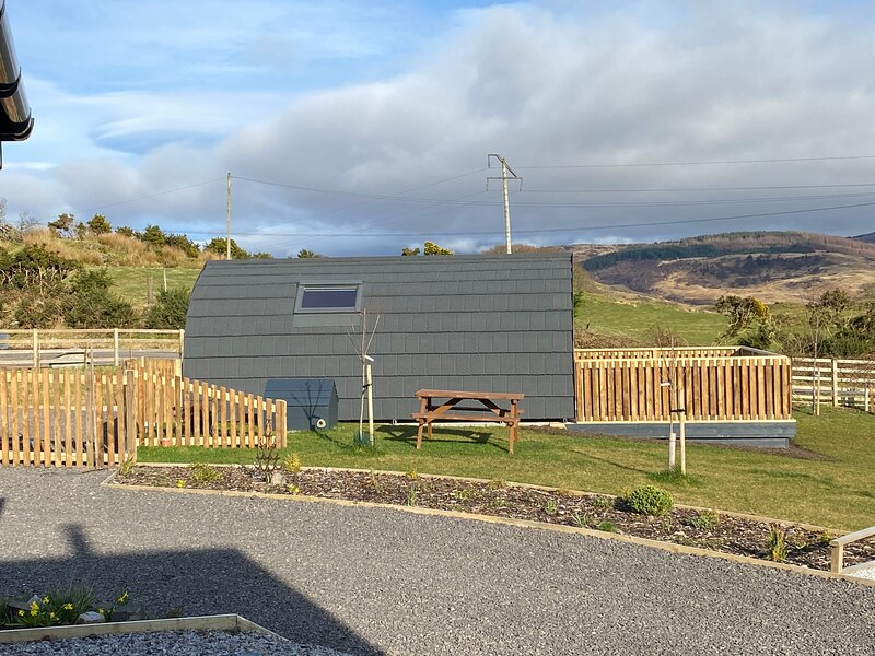 Luxury Glamping Pod, holiday rental in Port Appin