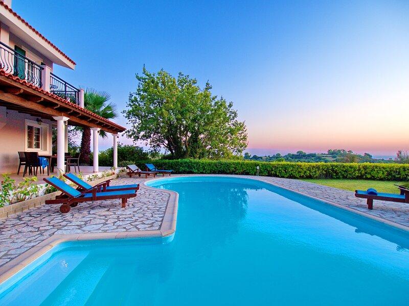 Villa Hera, holiday rental in Spartia