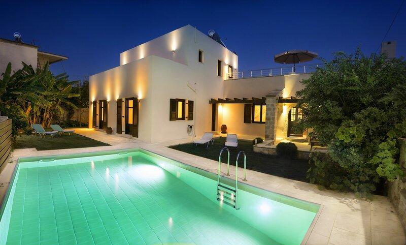 Villa Argiro, aluguéis de temporada em Plaka