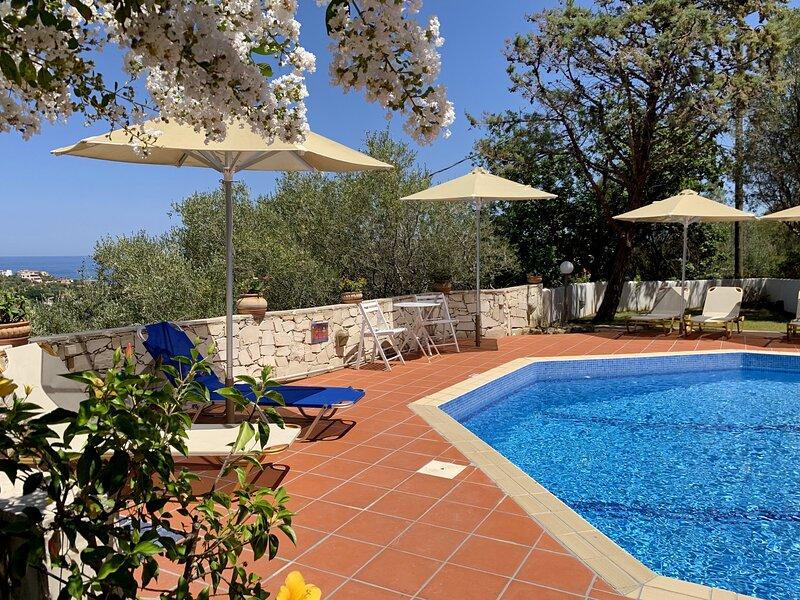 Villa Clio, holiday rental in Stalos