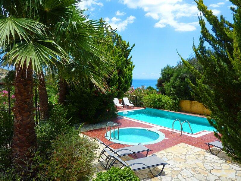 Villa Atlantis, aluguéis de temporada em Katelios
