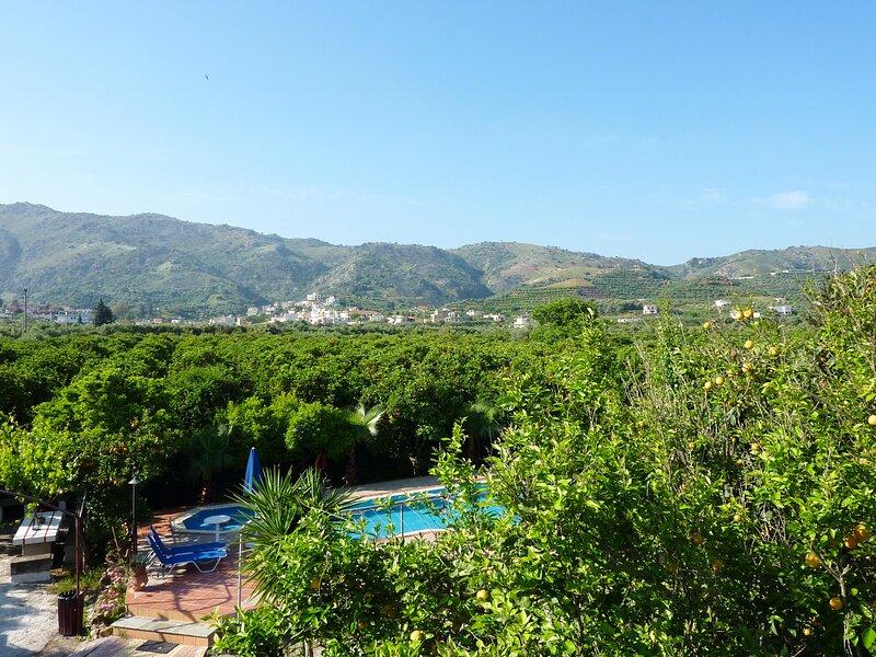 Maros Spitaki, holiday rental in Theriso