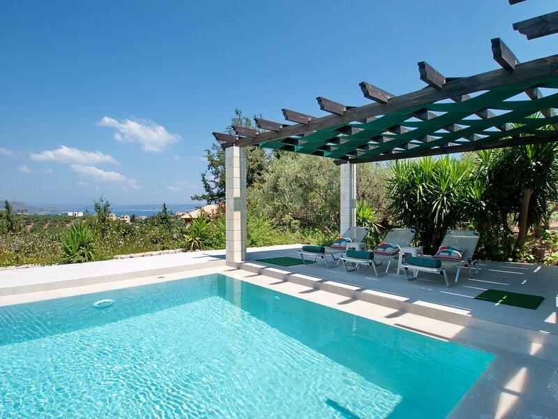 Villa Nynemia, holiday rental in Aspro