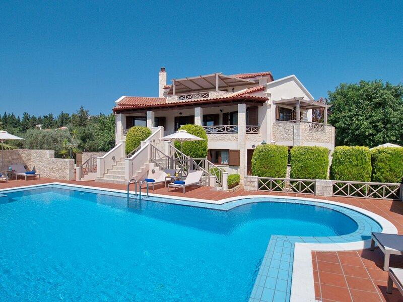 Villa Metapothia, location de vacances à Gavalohori
