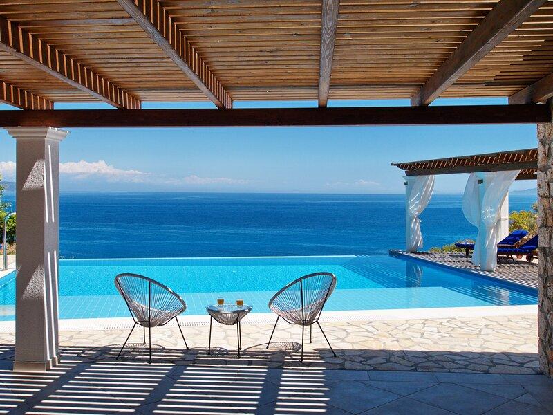 Villa Kalypso, holiday rental in Spartia