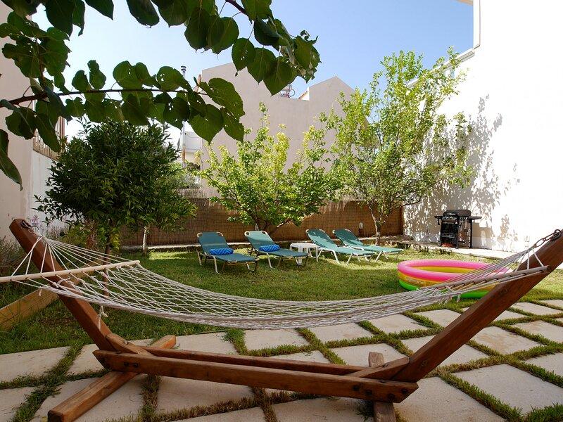 Apostolis Beach House, vacation rental in Agii Apostoli