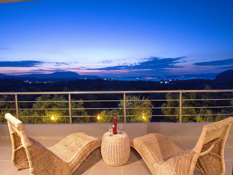 Villa Kallisto, holiday rental in Aspro