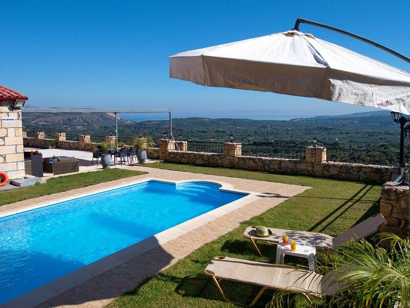 Villa Vangelis, holiday rental in Paidochori