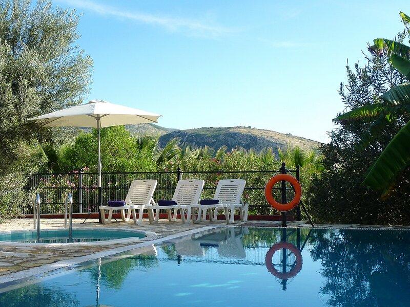 Villa Poseidonia, aluguéis de temporada em Katelios