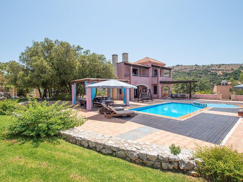 Villa Galania, alquiler de vacaciones en Armeni