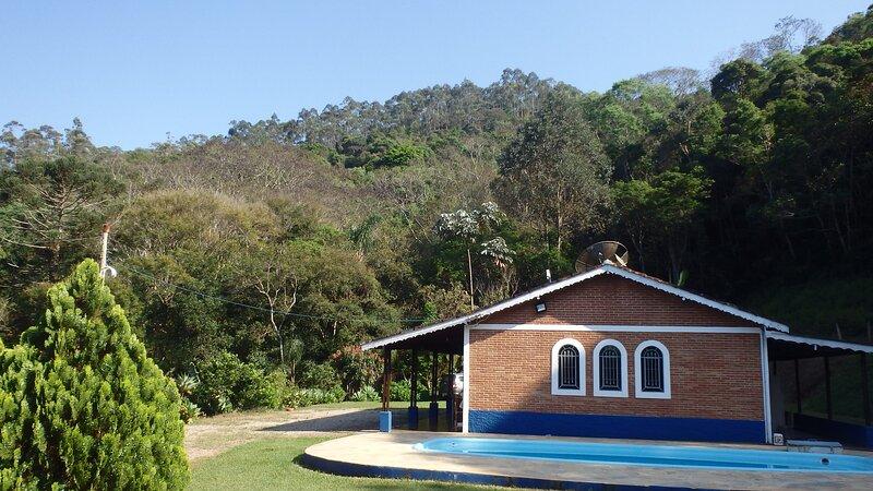 Sintonia da Mata - Um sitio em plena harmonia com a natureza, alquiler de vacaciones en Piracaia