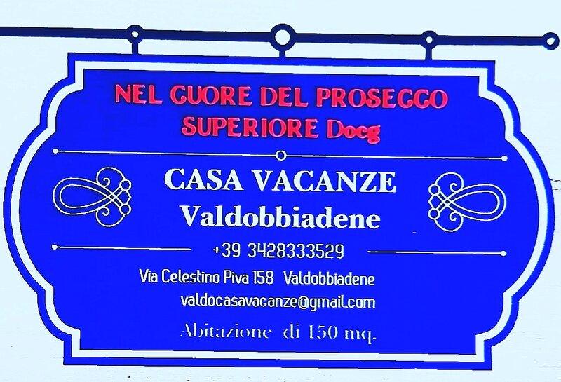 Nel cuore del Prosecco Superiore docg, vacation rental in Segusino