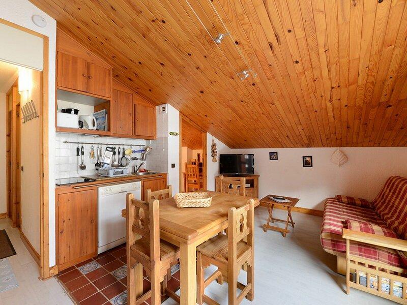 2 pièces rénové au cœur de la station pour 4 personnes de 45 m², vacation rental in Belle Plagne