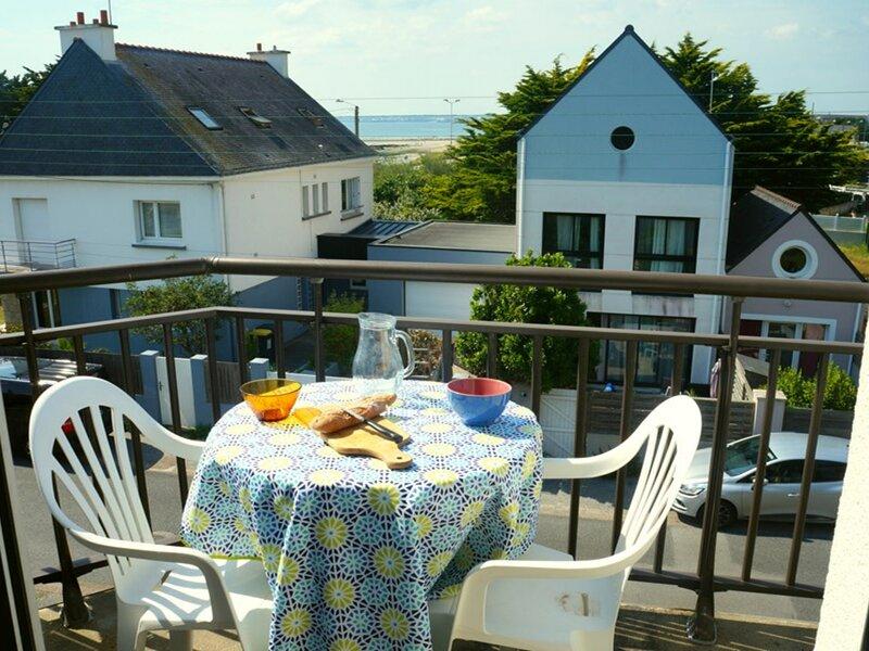 Le Windsurf, holiday rental in Ploemeur