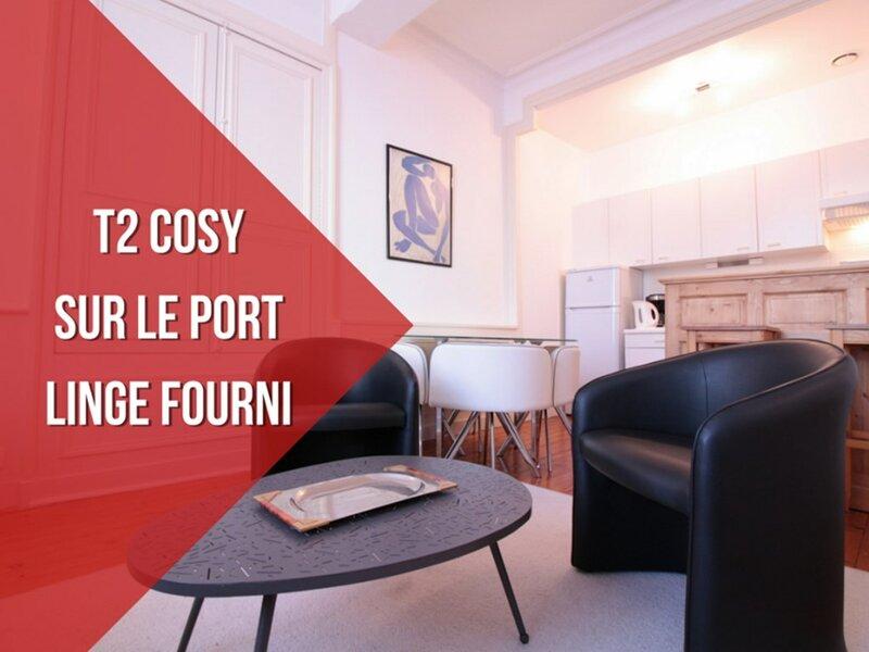 Appartement 2 pièces 4 personnes - Port de Vannes, holiday rental in Saint-Ave