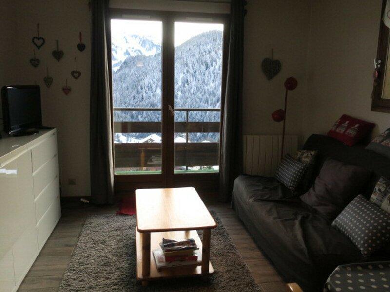 Appartement 2 pièces - 6 Personnes, location de vacances à Torgon