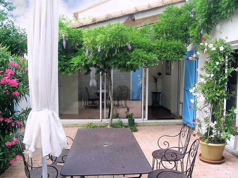 LA PALMYRE - RESIDENCE RAMUNTCHO - VILLA MITOYENNE - CLASSEE 2*, location de vacances à Les Mathes
